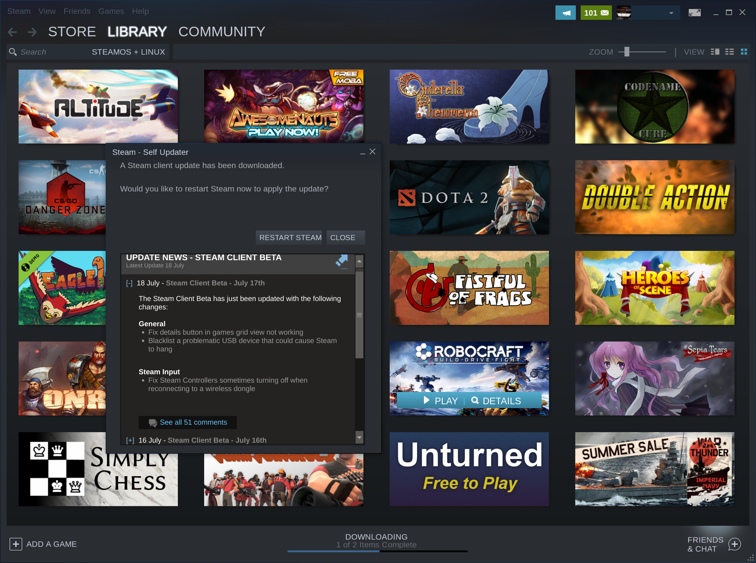 How To Launch Steam Client