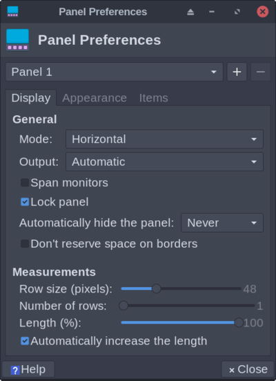 Xfce-classic-panel-preferences-arc-dark.png
