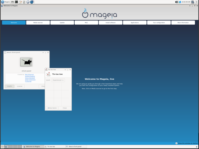Mageia-xfce-livecd.png
