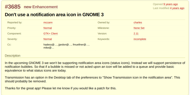 GNOME Developers have Made Their Moves against Themes - LinuxReviews